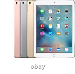 Apple iPad Pro 9.7 inch 32GB 128GB 256GB All Colors WIFI ONLY