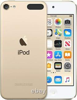 Apple iPod Touch 6th Generation 32GB / 128GB 4 LCD Display Brand New
