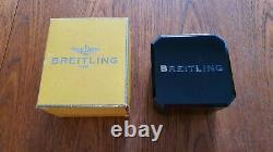 BREITLING B1 Chronograph Ref. A68362 Fighter bracelet