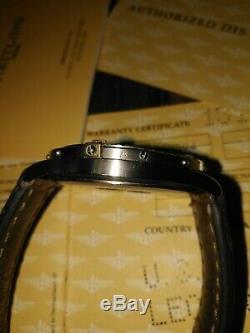 Breitling Aerospace Chronometer F75362 Chronograph 18k & Titanium WithBox & Papers
