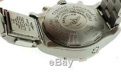 Breitling Chrono Avenger M1 44mm E73360 + Co-Pilot Module Band E80172 Titanium