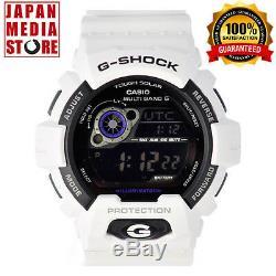 CASIO G-SHOCK GW-8900A-7JF Tough Solar Atomic Radio Watch GW-8900A-7