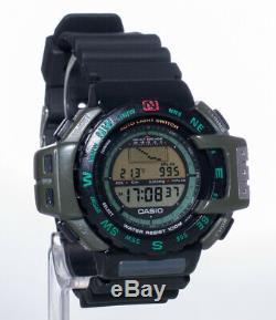 CASIO ProTrek PRT-40, Triple Sensor, Module 1470 Digital Men's Wrist Watch Uhr