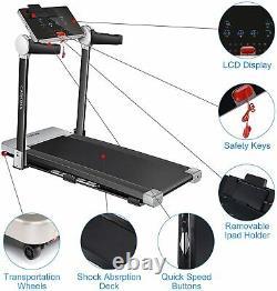 Caroma Electric Folding Treadmill 3HP Fitness Motorized Running Jogging Machine