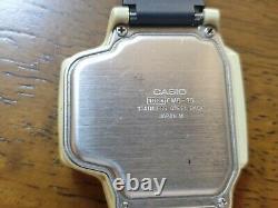 Casio CMD-10 Japanese Version With Remote Control features TV Wrist Watch