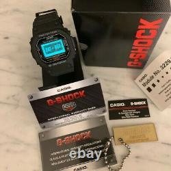 Casio G-Shock EAT + BUY Custom Mod, Genuine DW-5600 by DBMODS, NWT Modded