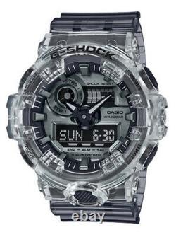 Casio G-Shock GA700SK-1A SKELETON Analog-Digital Watch