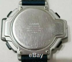 Casio PRT-40 Protrek Triple Sensor, Module 1470 Digital Men's Wrist Watch