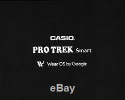 Casio WSD-F20A-BU Men's Pro Trek Outdoor GPS Resin Sports Watch