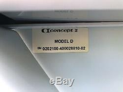 Concept 2 Model D Rower Great Condition