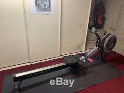 Concept 2 Model D Rower PM3 Single Owner Well Maintained Gray