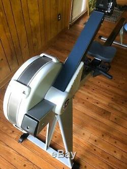 Concept 2 Model E with PM4 Indoor Rower Rowing Machine Excellent Condition Erg