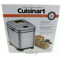 Cuisinart CBK-110 2-Pound Compact Automatic Bread Maker BRAND NEW SHIPS FAST