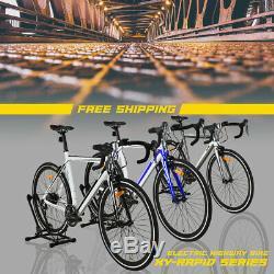 Electric Bike eBike Road Bike Bicycle 250W AKM Rear Motor with LCD Display