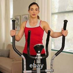 Elliptical Machine Cross Trainer with8 Levels of Resistance- Delivered 2-4 days