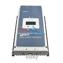 Epever 100A 80A 60A 50A MPPT Solar Controller 12V/24V/36V/48V Charger PV 150V CE