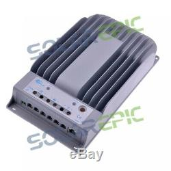 Epever 40A MPPT Solar Charge Controller 12V/24V Solar Regulator Tracer4215BN CE