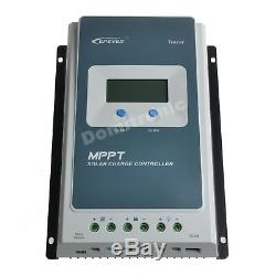 Epever MPPT Solar Charge Controller 12V/24V Tracer AN Battery Regulator 100V PV