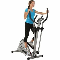 Exerpeutic 1000XL High Capacity Magnetic Elliptical with W