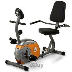 Fitness Bike Cycle Pedal Home Office Indoor Exercise Cardio Stationary Workout