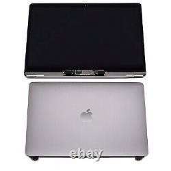 For MacBook Air 13 A2179 2020 EMC 3302 Space Grey LCD Screen Display assembly