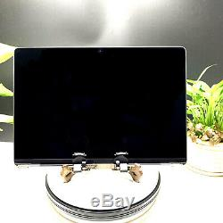 Full LCD Screen Display Assembly Space for Apple MacBook Pro 15 A1990 2018 Gray