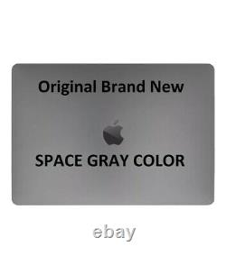 GRAY MacBook Pro 13 2016 2017 A1706 A1708 Retina Display LCD Screen Assembly