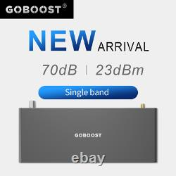 Goboost 4g signal booster LTE 700 band 28 mobile screen netwcell phone repeater