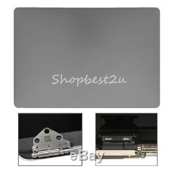 Gray 15.4 Brand New Macbook Pro Retina A1707 LCD Display Screen Assembly Part