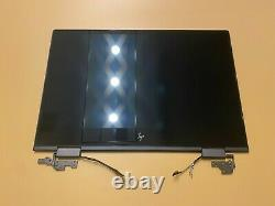 HP Envy X360 15-DR 15T-DR100 15M-DR GRAY Touch Screen LCD Display Panel Assembly