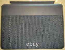 IPad Pro 10.5 Pencil Backlit Keyboard Case Kickstand Combo Bundle Excellent