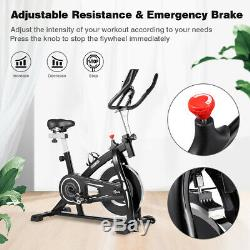 Indoor Bicycle Cycling Fitness Gym Exercise Stationary Cardio Home Workout NEW
