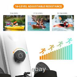 Indoor Magnetic Rowing Machine Home Gym Cardio Exercise Rower Equipment Fitness