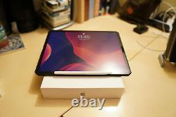 Ipad Pro 12.9 3rd Gen 64Gb Wifi Bundle with Apple Pencil, Tips, Case, 5mo Warranty