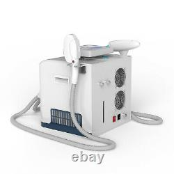 Ipl hair removal Q switched nd yag laser tattoo removal multi function machine