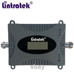 LTE 4G Cellular Booster 2600 mhz Network Mobile Phone Signal Amplifier B7 Kit