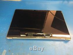 MacBook Pro 13 Retina LCD Display Assembly for 2016 2017 A1706 A1708 Space Gray