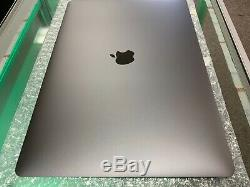 Macbook Pro Retina 15.4 A1707 Space Gray LCD screen Assembly Display 2016 2017