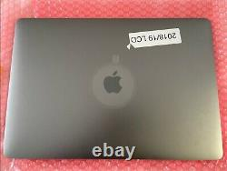 Macbook Pro Retina 15 A1990 SPACE GRAY LCD Display Assembly screen 2018 2019 A