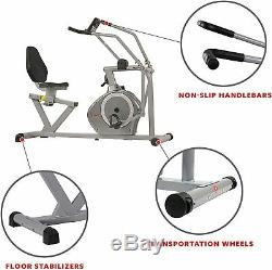 Magnetic Recumbent Exercise Bike- Delivered in Apx 5-10 days to most locations