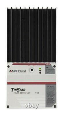 Morningstar TS-60 TriStar Solar Charge Controller 60A 12/24/48 Volt