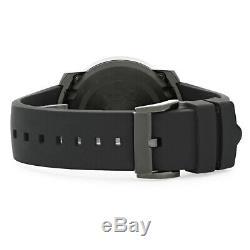 Movado Bold Mens Digital Touch 2 Black Strap Swiss Quartz Watch 3600365