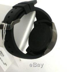 Movado Bold Touch Screen Digital MultiFunction Watch 3600365 Mens Black Silicone