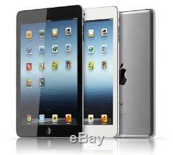 NEW Apple iPad Mini 1st Gen 16GB Wi-Fi 7.9in Black Gray Silver & White