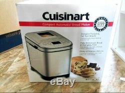 NEW Cuisinart CBK-110 Compact Automatic Bread Maker SHIPS FAST