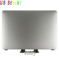NEW LCD Screen Display Assembly For MacBook Air Retina 13 A1932 2018 2019 Gray