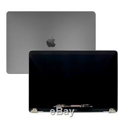 NEW LCD Screen Display Assembly MacBook Pro 13 A1706 A1708 Space Gray
