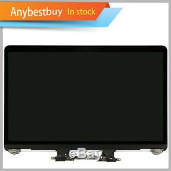 NEW MacBook Pro 13 A1989 2018 Gray LCD Screen Display Assembly Replacement