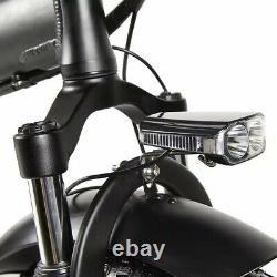 NEW2021 ELECTRIC 20/750W FAT TYRE Folding eBIKE(CITY) 25MPH/UKs CHEAPEST