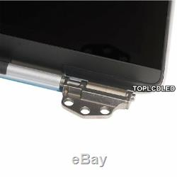 New 13 MacBook Pro A1706 A1708 LCD Screen Display Assembly 2016 2017 Space Gray